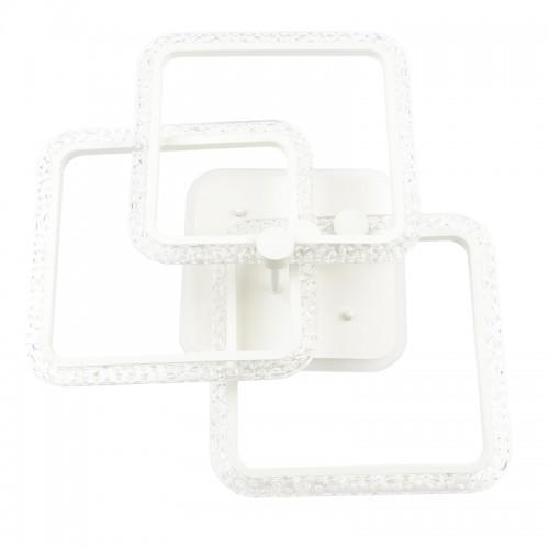 Люстра 4light 2539/3LQ White 60W LED+Base