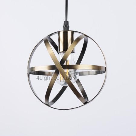 Люстра 4light 12552/1 Bronze