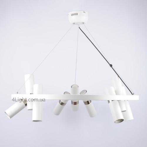 Люстра 4light 278/9 White Chrome
