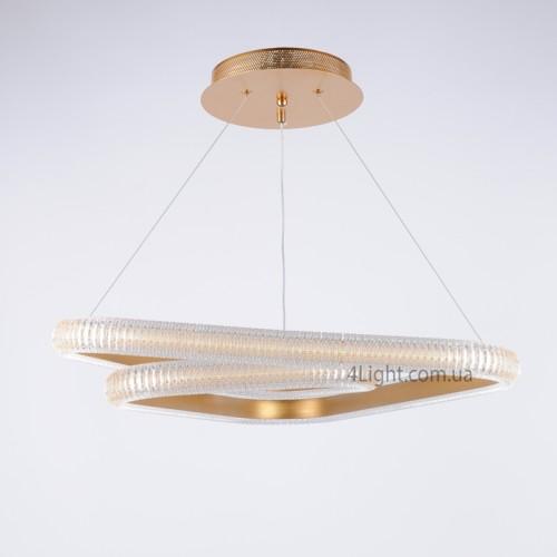 Люстра 4light 77022/1Gold LED 70Вт