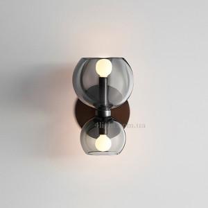 Бра 4light 5029/W Black-Gray