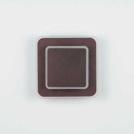 Бра 4light 8662/1S Coffee LED 16W